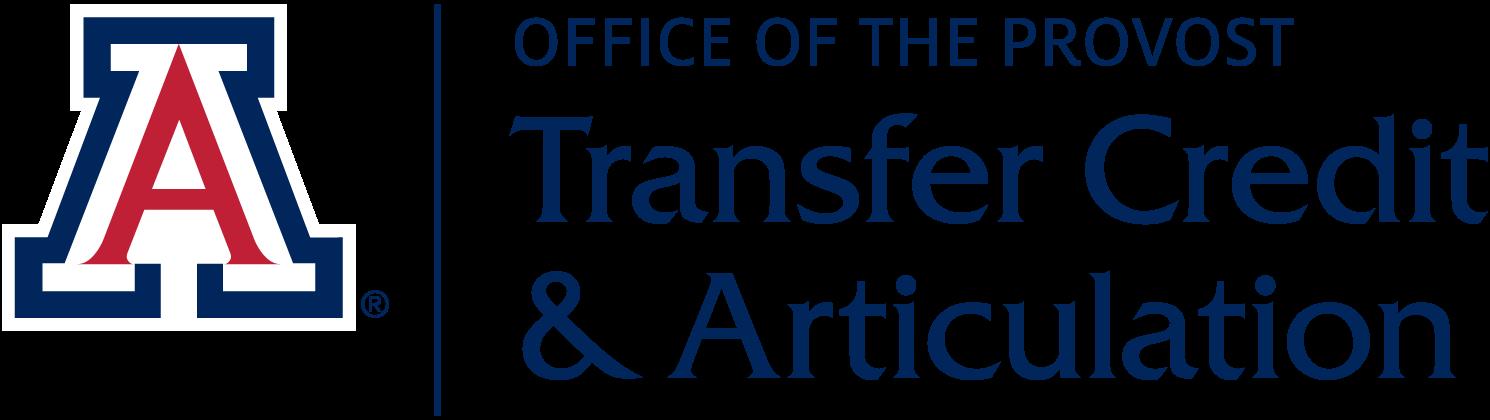 The University of Arizona Wordmark Line Logo White